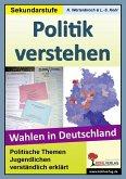 Politik verstehen - Wahlen in Deutschland (eBook, PDF)