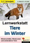 Lernwerkstatt Tiere im Winter (eBook, PDF)