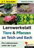 Lernwerkstatt Tiere & Pflanzen an Teich und Bach (eBook, PDF)
