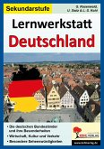 Lernwerkstatt Deutschland, Sekundarstufe (eBook, PDF)