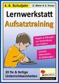Lernwerkstatt Aufsatztraining (eBook, PDF)