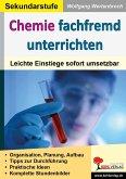 Chemie fachfremd unterrichten (eBook, PDF)