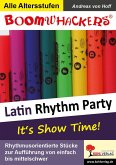 Boomwhackers - Latin Rhythm Party (eBook, PDF)