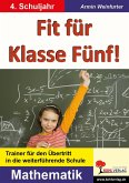 Fit für Klasse Fünf! - Mathematik (eBook, PDF)