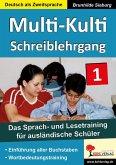 Multi-Kulti - Deutsch als Zweitsprache (eBook, PDF)