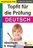 Topfit für die Prüfung - Deutsch (eBook, PDF)
