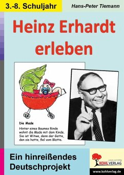 Heinz Erhardt erleben (eBook, PDF) - Tiemann, Hans-Peter