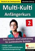 Multi-Kulti - Deutsch als Fremdsprache (eBook, PDF)