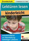 Lektüren lesen kinderleicht (eBook, PDF)