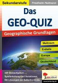 Das GEO-QUIZ (eBook, PDF)