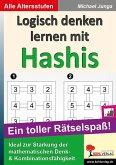 Logisch denken lernen mit Hashis (eBook, PDF)