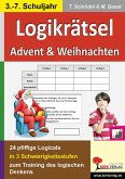 Logikrätsel Advent & Weihnachten (eBook, PDF)