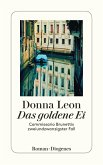 Das goldene Ei / Commissario Brunetti Bd.22 (eBook, ePUB)