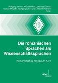 Die romanischen Sprachen als Wissenschaftssprachen (eBook, PDF)