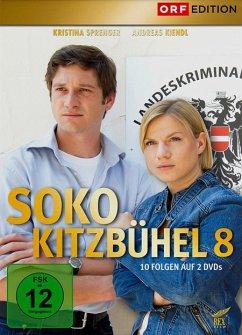 SOKO Kitzbühel 8 (2 Discs)
