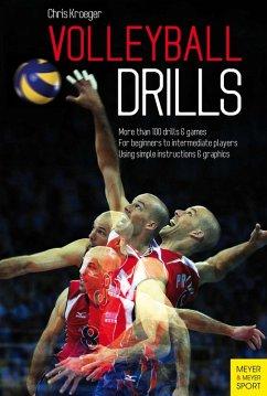 Volleyball Drills (eBook, PDF) - Kroeger, Chris