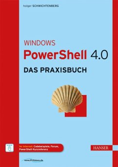 Windows PowerShell 4.0 (eBook, PDF) - Schwichtenberg, Holger