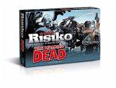 Winning Moves WIN10746 - Risiko, The Walking Dead Edition, Brettspiel, Familienspiel, Strategiespiel