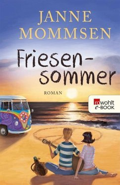 Friesensommer (eBook, ePUB) - Mommsen, Janne