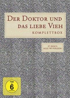 Der Doktor und das liebe Vieh - Komplettbox DVD-Box