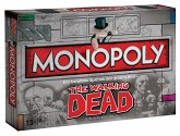 Winning Moves 43287 - Monopoly: The Walking Dead, Survival Edition