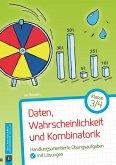 Daten, Wahrscheinlichkeit und Kombinatorik - Klasse 3/4