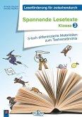Leseförderung für zwischendurch: Spannende Lesetexte Klasse 3
