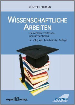 Wissenschaftliches Arbeiten Buch