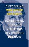 War Luther Antisemit?