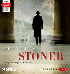 Stoner, 1 MP3-CD - Williams, John