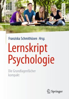 Lernskript Psychologie - Schmithüsen, Franziska