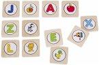 Memo Buchstaben lernen (Kinderspiel)