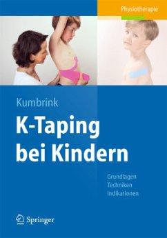 K-Taping bei Kindern - Kumbrink, Birgit