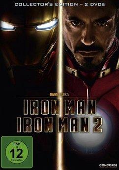 Iron Man 1+2 - Robert Downey Jr./Gwyneth Paltrow