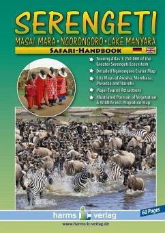 Serengeti, Masai-Mara, Ngorongoro, Lake Manyara...