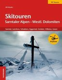 Skitouren Sarntaler Alpen - Westliche Dolomiten