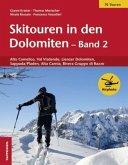 Skitouren in den Dolomiten, Band 1