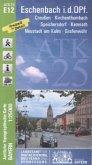 Amtliche Topographische Karte Bayern Eschenbach i. d. OPf