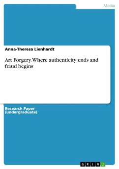 Art Forgery. Where authenticity ends and fraud begins (eBook, PDF)
