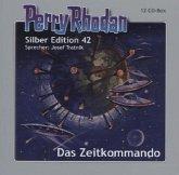 Das Zeitkommando / Perry Rhodan Silberedition Bd.42 (Audio-CD)