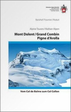 Alpine Touren Mont Dolent, Grand Co - Banzhaf, Bernhard R.; Fournier, Xavier; Roduit, Olivier