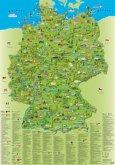 Kinder Deutschlandkarte