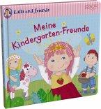 Freundebuch: Lilli and friends - Meine Kindergarten-Freunde