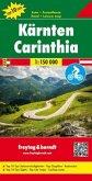 Freytag & Berndt Autokarte Kärnten; Carinthia