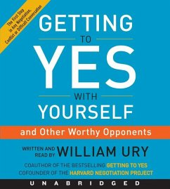 Getting to Yes with Yourself CD: (and Other Wor...