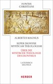 Super Dionysii Mysticam Theologiam - Über die Mystische Theologie des Dionysius