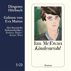 Kindeswohl, 5 Audio-CDs - McEwan, Ian
