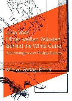 Hinter weißen Wänden - Voss, Julia