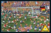 Fussball, Ruyer 1.000 Teile Puzzle