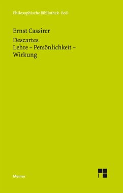 René Descartes (eBook, PDF) - Cassirer, Ernst